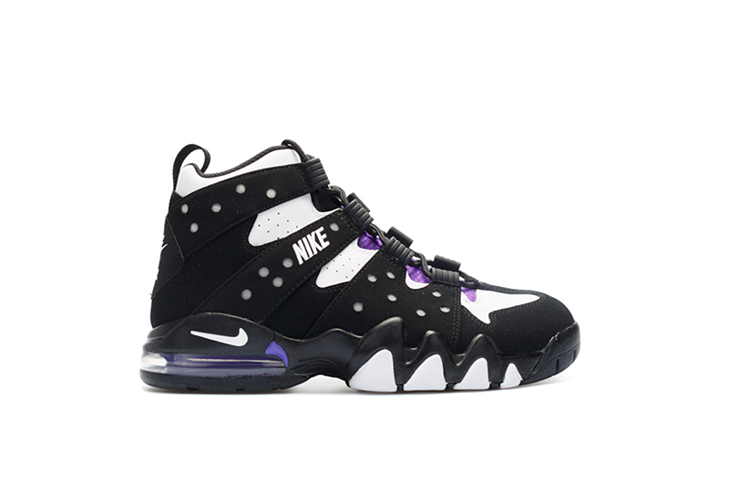 10 modelos de sapatilhas que marcaram a NBA na década dos 90