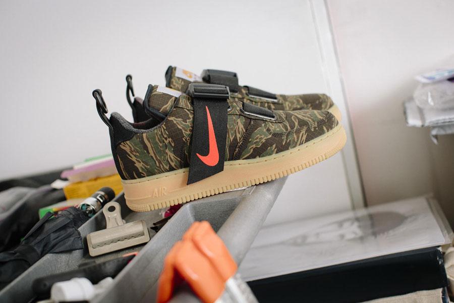 Carhartt WIP reconstrói modelos clássicos da Nike