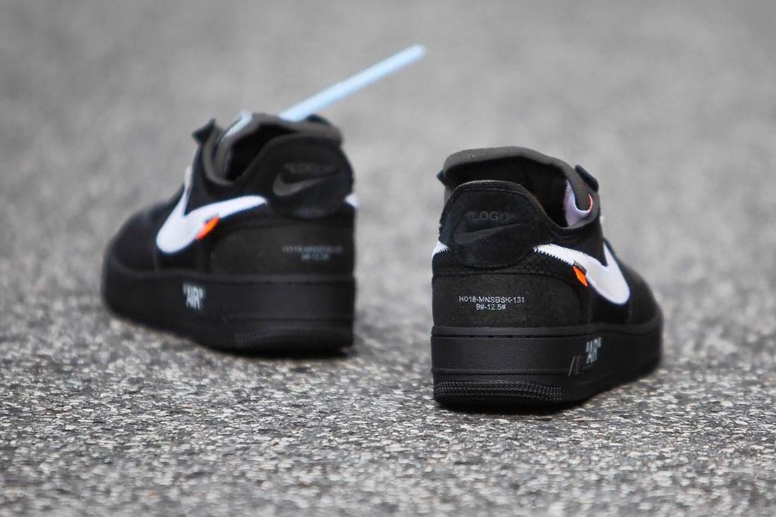 Nike Air Force 1 é o próximo alvo da reconstrução OFF WHITE