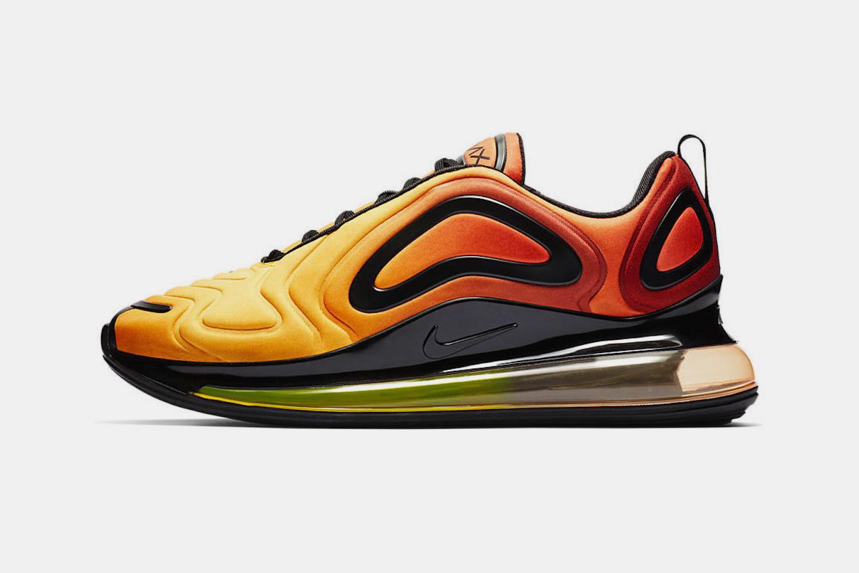Nike levanta o véu sobre a nova Air Max 720 contracoutura