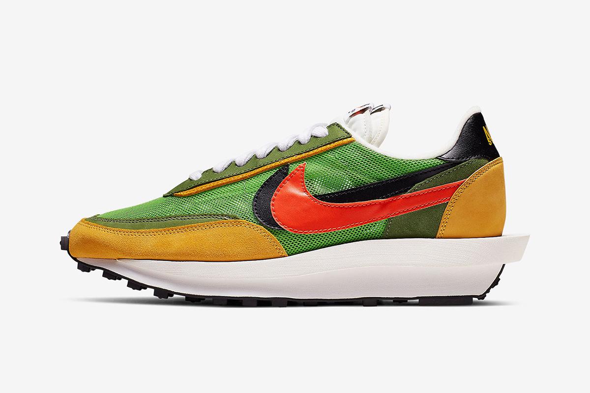 sacai e Nike juntas para o lançamento das Nike LDV Waffle