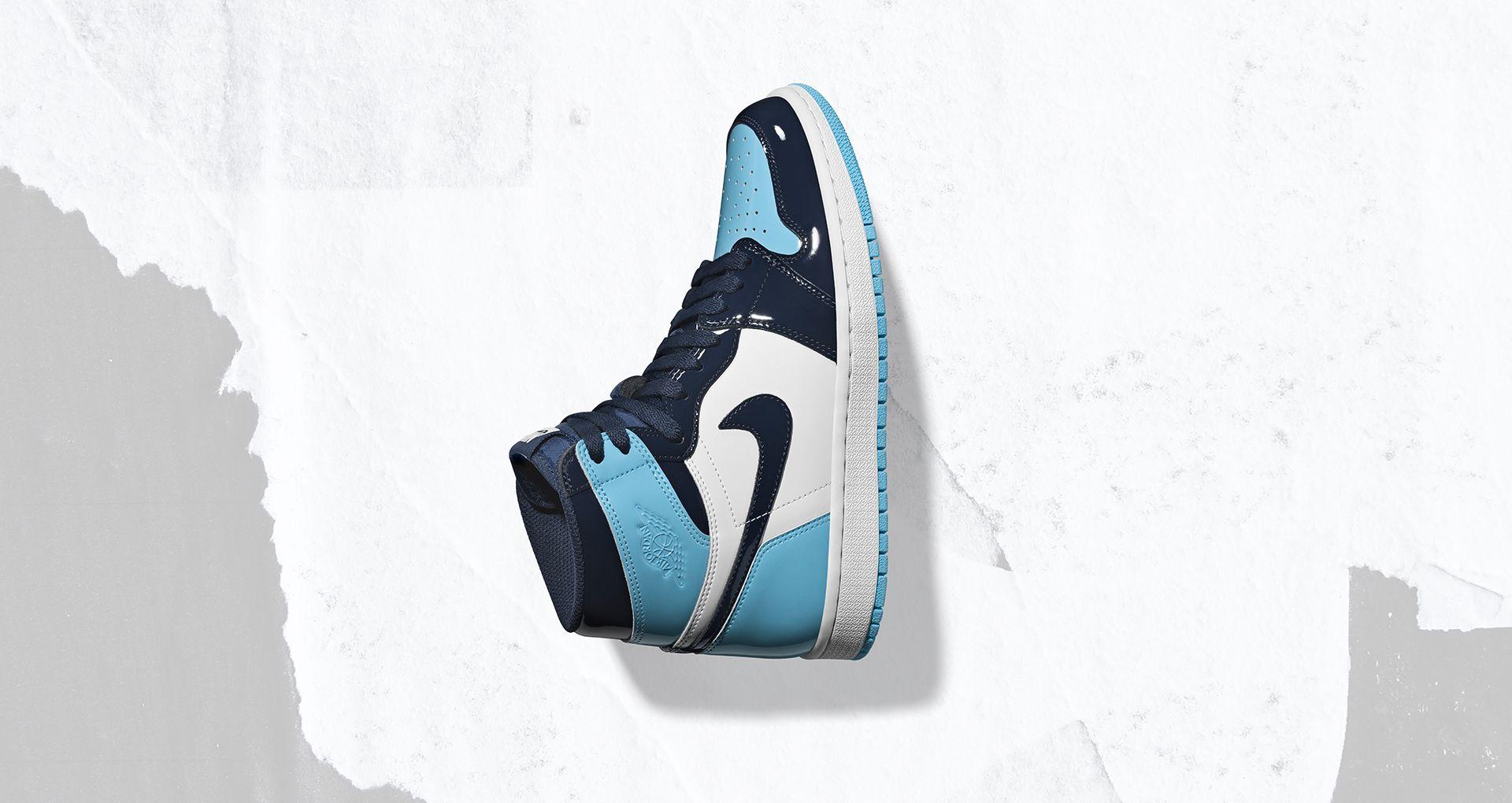 Esta Nike Air Jordan 1 é exclusiva para mulheres contracoutura