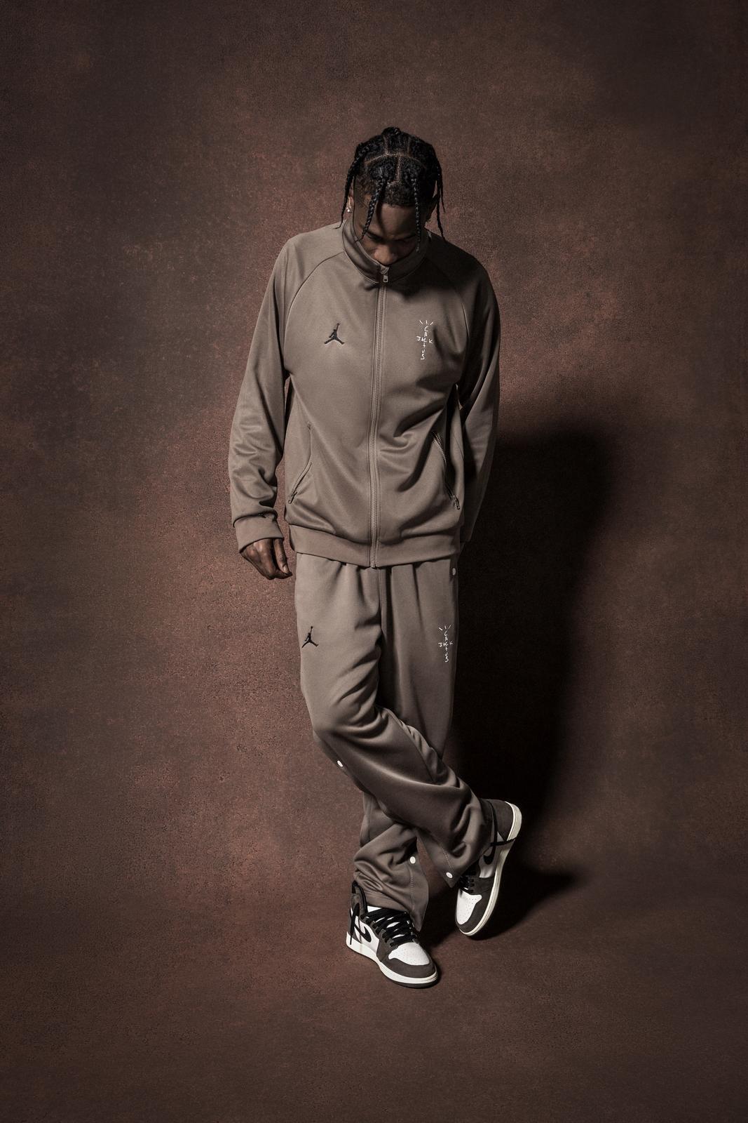 Nike Air Jordan 1 de Travis Scott aterram este mês