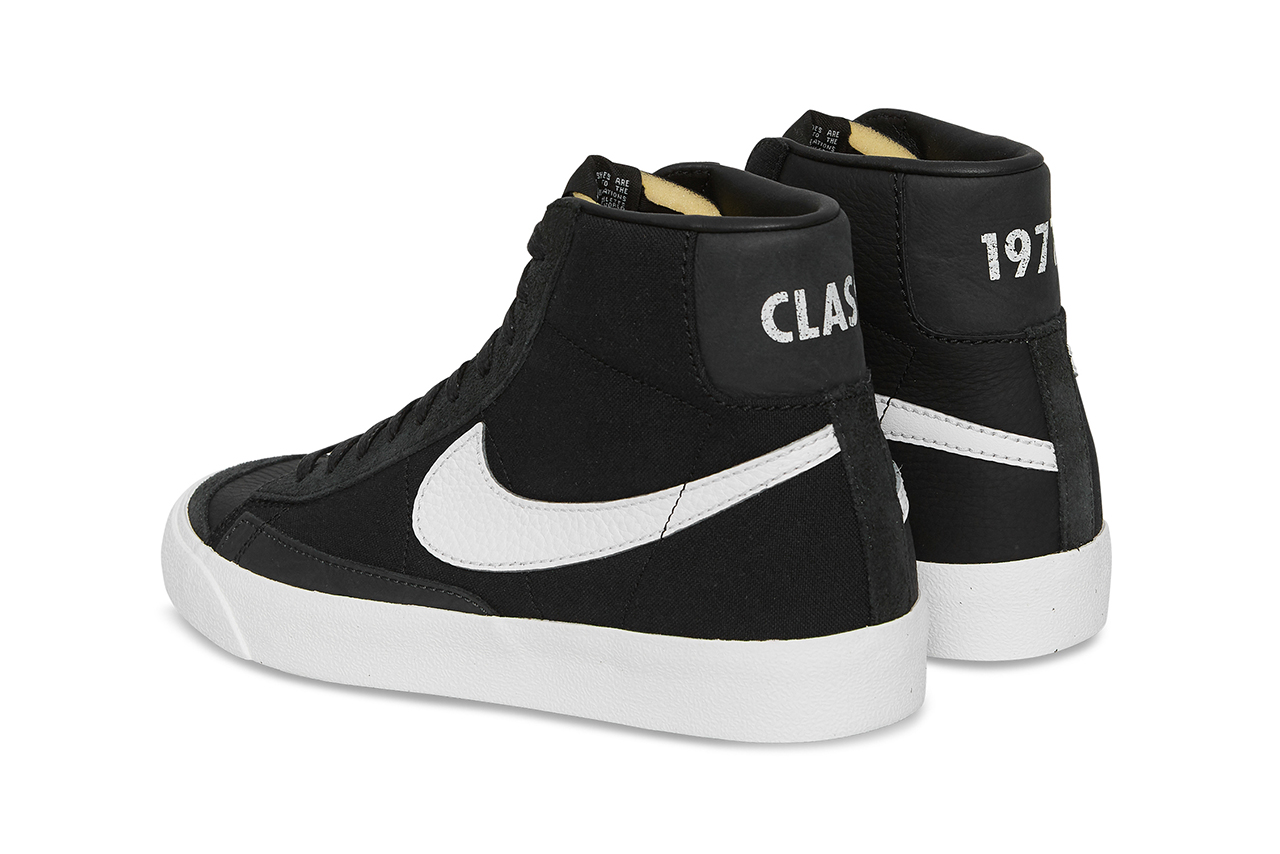 Slam Jam x Nike Blazer