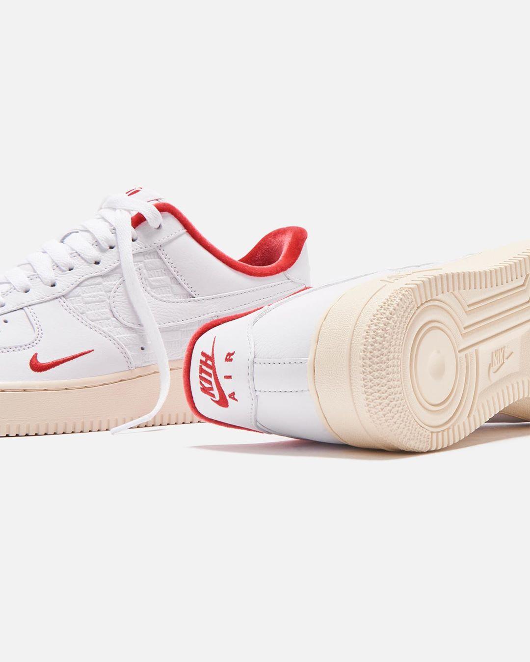 KITH junta se à Nike para novo par exclusivo de Air Force 1